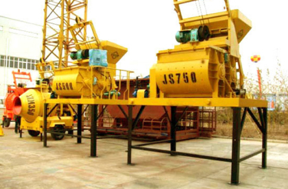 JS750混凝土搅拌机生产厂家,JS750混凝土搅拌机价格