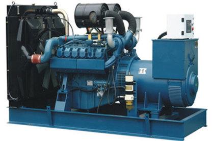 斗山大宇柴油发电机组韩国原装进口体积小油耗低,价格最低