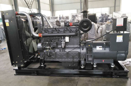 上海凯普柴油发电机组250kw 详细技术参数,价格咨询一键报价