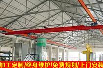 SDQ-3型手动单梁起重机 手动单梁行车 生产厂家