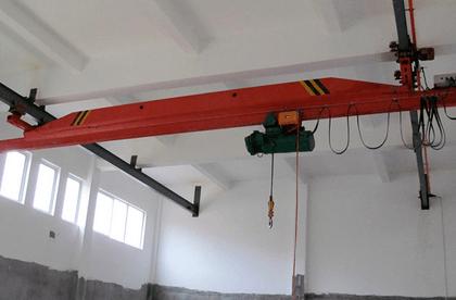 厂家直销LX型0.5吨|1吨|2吨|3吨|5吨|10吨电动单梁悬挂起重机
