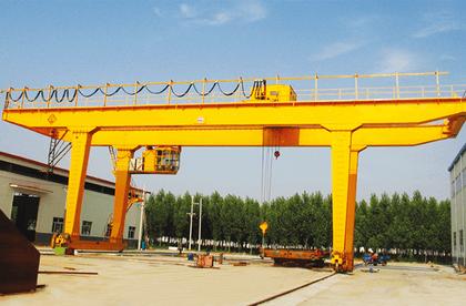 厂家直销U型10~50/10吨双梁吊钩门式起重机生产厂家 U型龙门吊 过载能力强