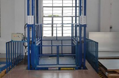 液压导轨货梯|链条导轨式升降机|液压升降机|升降货梯