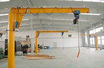 悬臂式起重机 BZD悬臂吊 移动式旋臂吊价格 双臂吊 双旋臂吊生产厂家