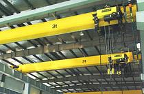 厂家直销 欧式单梁起重机 3吨电动单梁起重机 5t欧式行车起重机价格