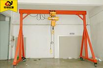 上海定制安装起重龙门架 龙门架起重机 龙门架升降机 小型龙门架