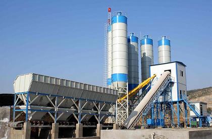 HZS240混凝土搅拌站生产厂家,HZS240混凝土搅拌站价格