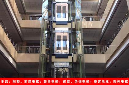 河南观光电梯生产厂家,造型精美观光电梯专业定制