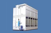 闭式横流冷却塔,可防止冷却盘管结垢
