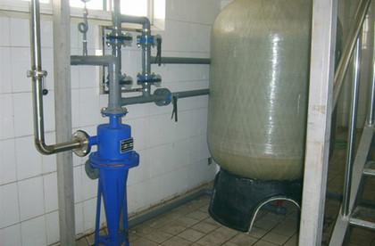 循环水除砂器