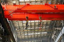 100T双梁桥式起重机 100吨行车价格