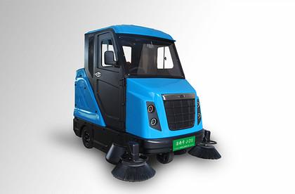 洁西卡J210-W2000豪华款扫地车