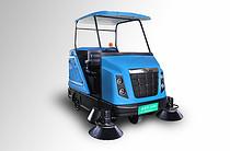 洁西卡J210-D2000顶棚款扫地车