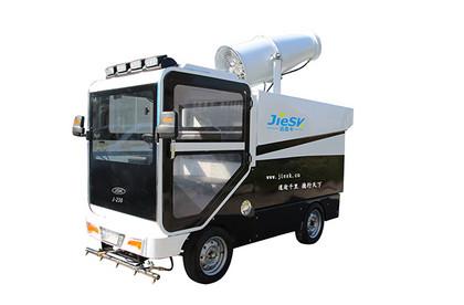洁西卡J230多功能雾炮车