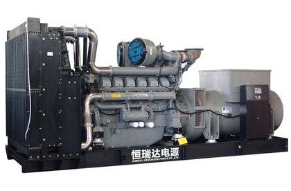 帕金斯柴油发电机组 技术成熟 操作成本低 质量可靠耐用
