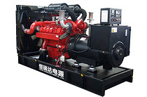 大宇柴油发电机组 体积小,重量轻 抗突加负载能力强 噪音低 经济可靠