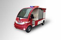 洁西卡JF02移动消防车