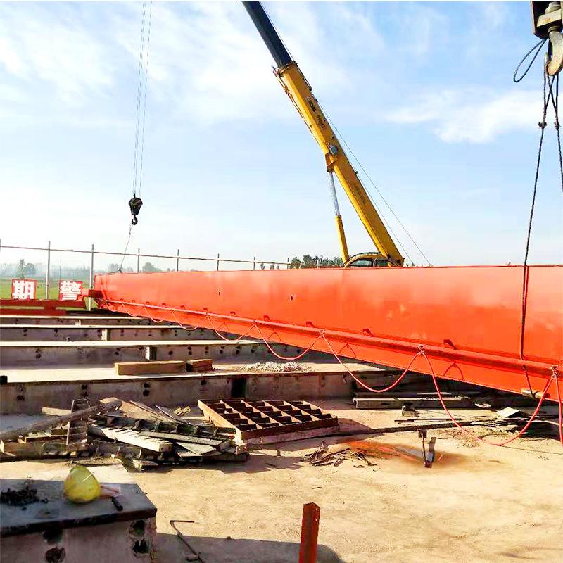 工厂直销车间起重设备单梁桥式起重机电动葫芦单梁天车航吊运设备示例图9