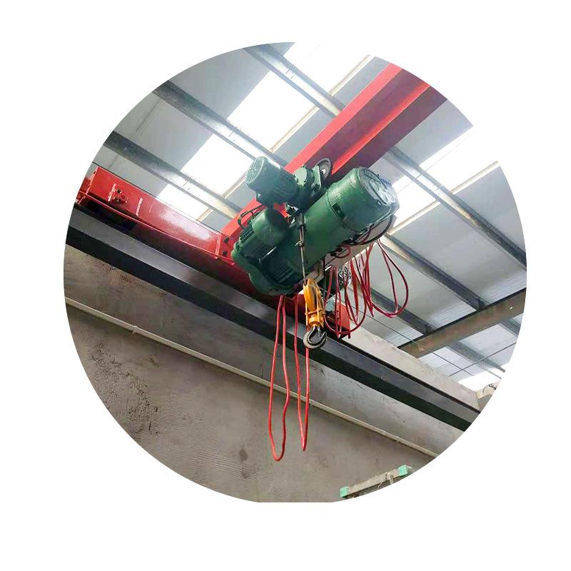 工厂直销车间起重设备单梁桥式起重机电动葫芦单梁天车航吊运设备示例图12
