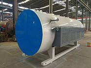 浴池花卉海水养殖供暖热水天然气燃气锅炉多少钱 厂家直销