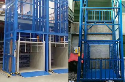 液壓貨梯,導軌式升降貨梯價格 廠家直銷 實力見證 價格好