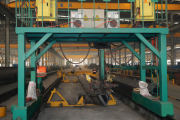 单梁生产线龙门焊