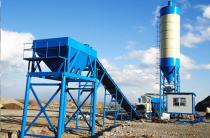 WBZ400稳定土拌和站生产线生产厂家,稳定土拌和站价格